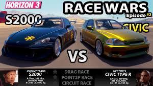 cars u0026 racing cars honda forza horizon 3 fastest car race fast and furious honda s2000 vs