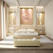 chambre couleur chaude chambre à coucher tableau déco chambre coucher couleurs chaudes