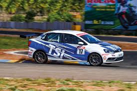 volkswagen ameo 2017 the 2017 volkswagen ameo cup car driven