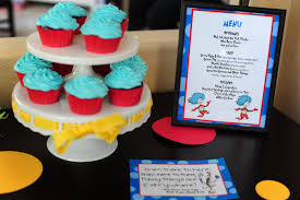 a seussical celebration dr seuss themed baby shower events and