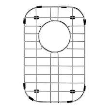 How To Measure For A Kitchen Sink by Vigo Stainless Steel Bottom Grid 9 In X 13 875 In Kitchen
