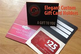 gift cards for cheap personalized gift card holders custom gift card custom plastic gift