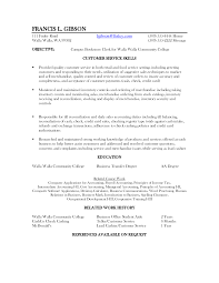 Clerical Resume Objective Examples Check Cashing Resume Free Resume Example And Writing Download