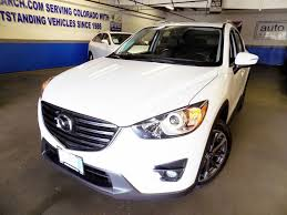 2016 mazda vehicles 2016 used mazda cx 5 cx 5 grand touring awd at automotive search