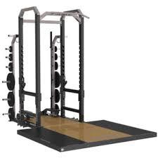 cybex 9 u0027 power rack gym source
