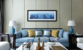 Living Room Blue Sofa Blue Sofa Living Room Design Adrop Me