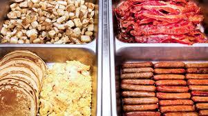 Grand America Breakfast Buffet by Hilton Garden Inn Portland Airport Maine Hotel