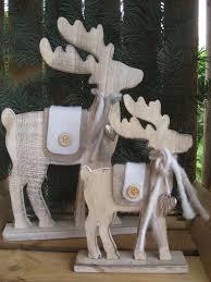 diy weihnachtsdeko aus holz die besten 25 elch ideen auf reh rothirsche und elche