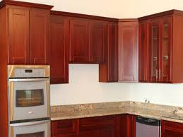 Kitchen Backsplash Dark Cabinets by Kitchen Cabinet Colonial White Granite With Dark Cabinets