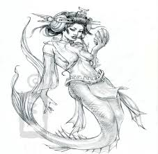 mermaid tattoo designs page 6 tattooimages biz