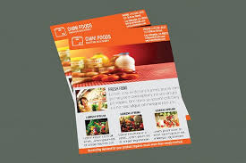 food drive poster template free food flyer template burger store free psd flyer template download