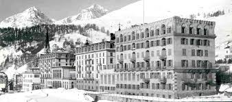 history of the kulm hotel st moritz in the engadine