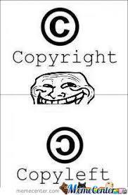 Meme Copyright - copyright by pr meme center