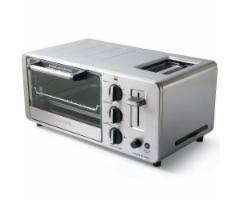 Waring 4 Slice Toaster Review Waring Wto150 Toaster Oven 4 Slice With Built In Toaster Bizrate