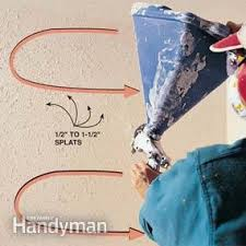Ceiling Texture Paint by How To Apply Knock Down Ceiling Texture Family Handyman