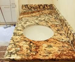 Bathroom Vanity Counters Granite Or A Granite Vanity Top