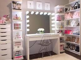 Bedroom Makeup Vanity Awesome Bedroom Makeup Vanity Pictures Home Design Ideas