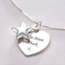engrave a necklace name necklace ebay