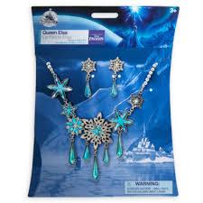 Elsa Costume Elsa Costume Jewellery Set Frozen
