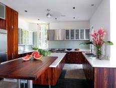 island table for kitchen kitchen island tables pictures ideas from hgtv hgtv