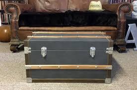 storage trunks steamer trunks metal trunks leather trunks