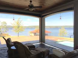 Wind Screens For Patios by Fortress Outdoor Solar Shades For High Winds North Solar Screen