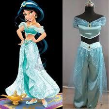 womens princess jasmine costume ebay