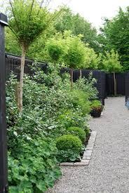 Garden Walls And Fences by Trend Alert Black Fences Gardenista