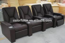 Cinema Recliner Sofa Home Cinema Leather Sofas Catosfera Net
