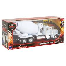 buy kenworth w900 1 32 scale die cast kenworth w900 cement truck walmart com