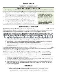 Public Relation Resume Brilliant Ideas Of Public Relations Agent Sample Resume With