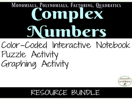 high complex numbers resources