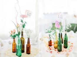 wine bottle centerpieces wine bottle centerpieces budget friendly and looking chic