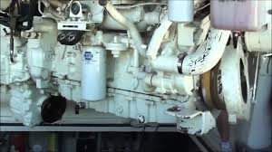 caterpillar engine removal part 3 youtube