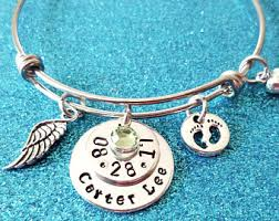 remembrance items remembrance bracelet etsy
