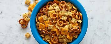 original ranch snack mix recipe hidden valley