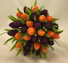 wedding flowers etc bouquets bouquets etc purple purple wedding and tulip bouquet