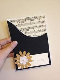 musical cards with a st and a song without lizzie designs