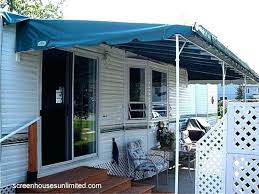 Costco Sunsetter Awning Diy Patio Awning Kits Diy Patio Awning Plans Diy Outdoor Awnings