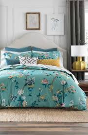 Teal Duvet Cover Green Bedding Nordstrom