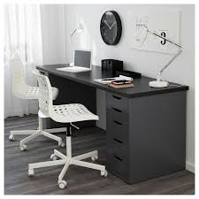 ikea hemnes desk hemnes desk u2013 black brown u2013 ikea under table top drawer tabledrawer