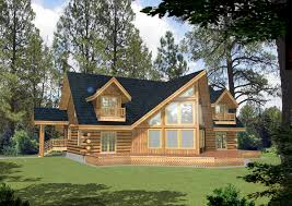 Aframe Homes A Frame Log Cabin House Plans Arts
