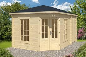 corner sheds sigrid corner log cabin with shed new style corner