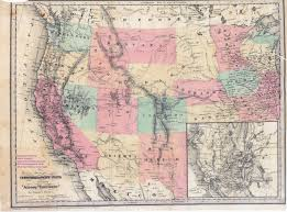 map of the us states in 1865 1865 maps imk