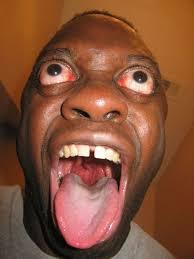 Ugly Black Guy Meme - ugly man funny face