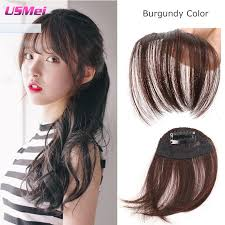 clip on bangs pictures clip on bangs for women women black hairstyle pics