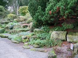 garden rocks and boulders garden