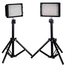 led studio lighting kit neewer photography 304 led studio lighting kit with amazon co uk