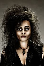 bellatrix lestrange makeup for halloween my style pinterest