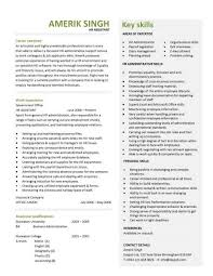 hr resume templates hr assistant cv template description sle candidates